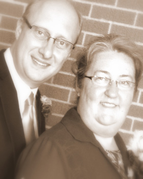 Pastor Michael and Anita Johnson Goshen Indiana